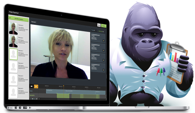 Silverback 3.0 software